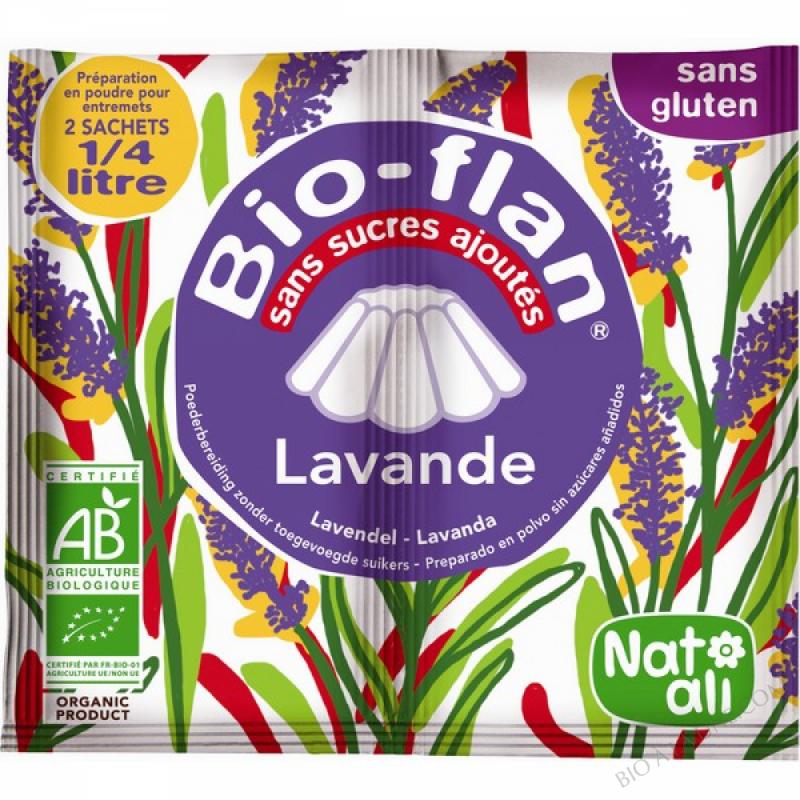 Bioflan Lavande sans sucre 8g