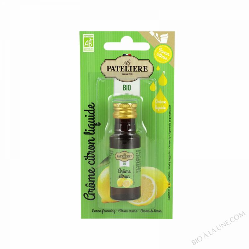 Arôme naturel de citron - 20ml
