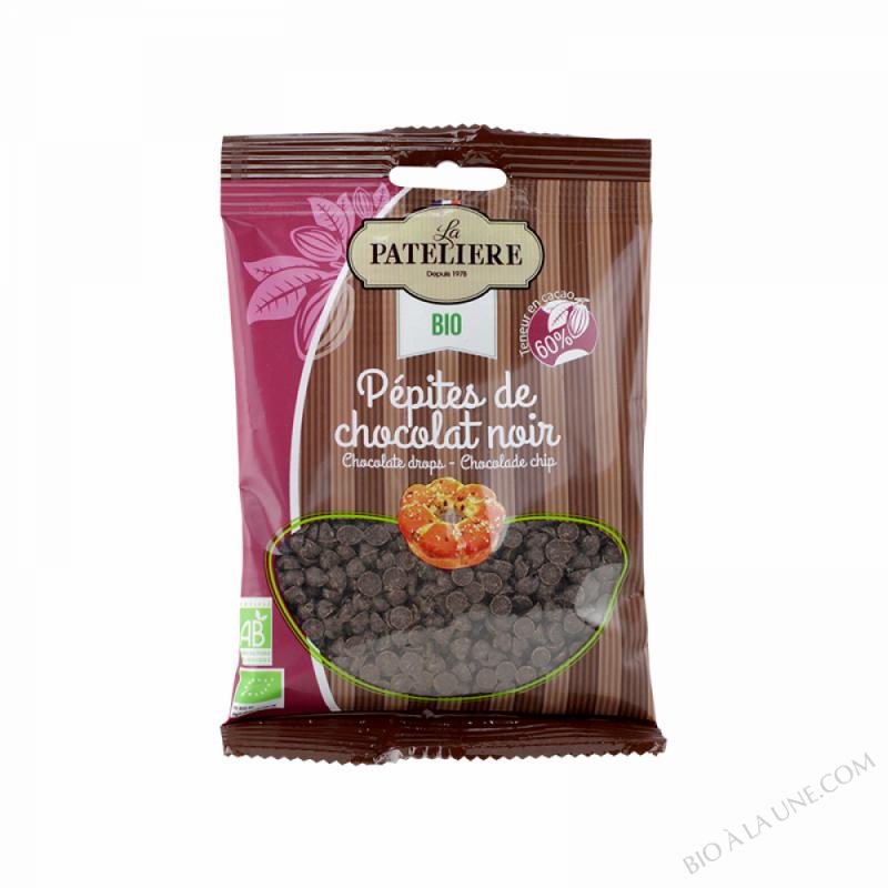 Pepites de chocolat à 50% de cacao - 100g
