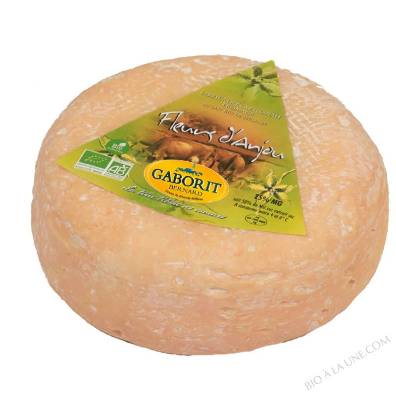 FLEUR D'ANJOU 25% MG 220G GABORIT