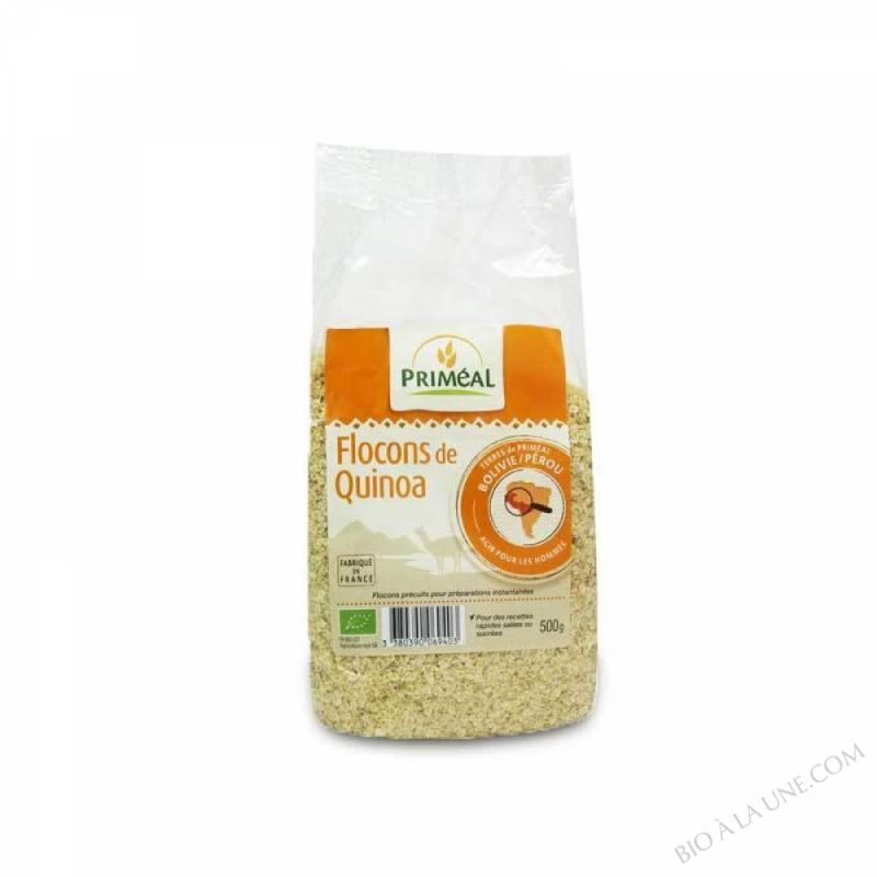 flocons  de quinoa - 500 g