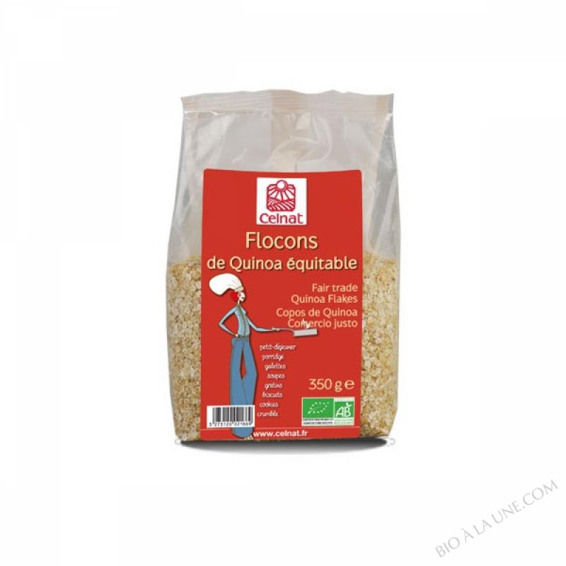 Flocons de quinoa - 350g