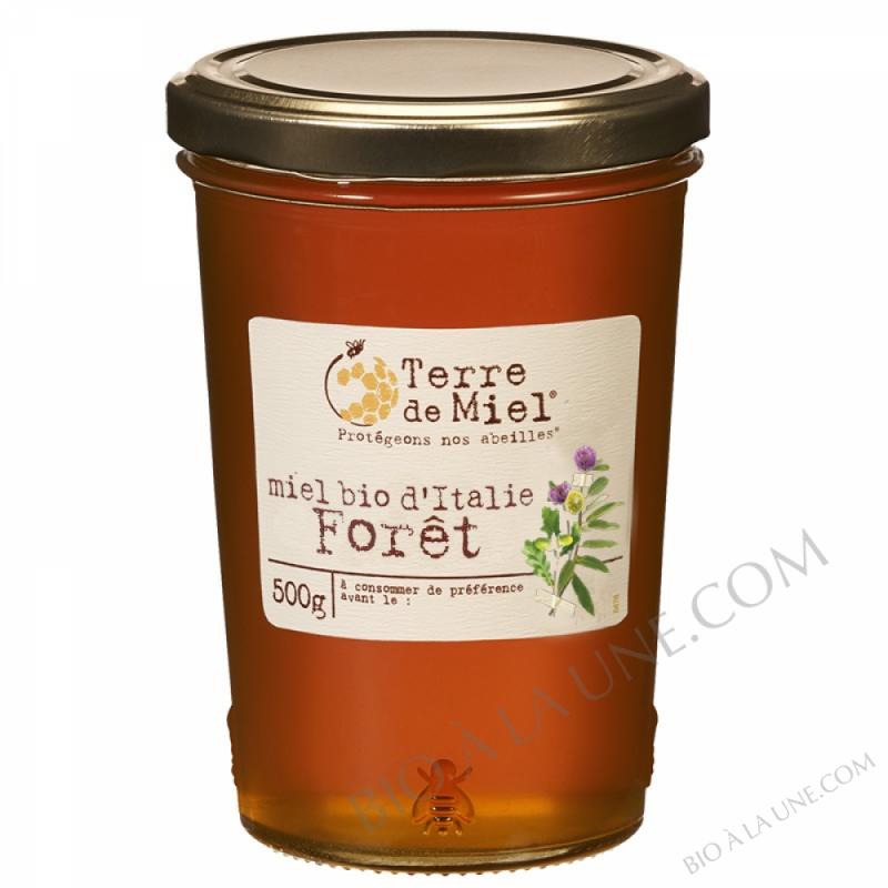 Miel de forêt bio Italie 500g