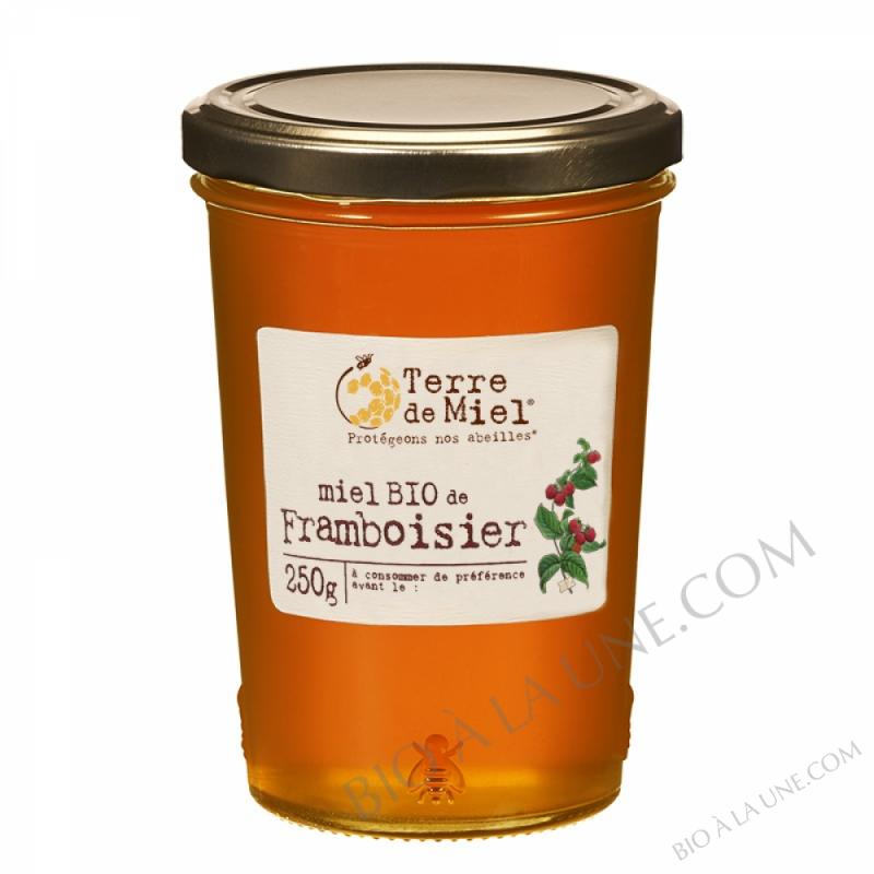 Miel de framboisier bio Roumanie 250g