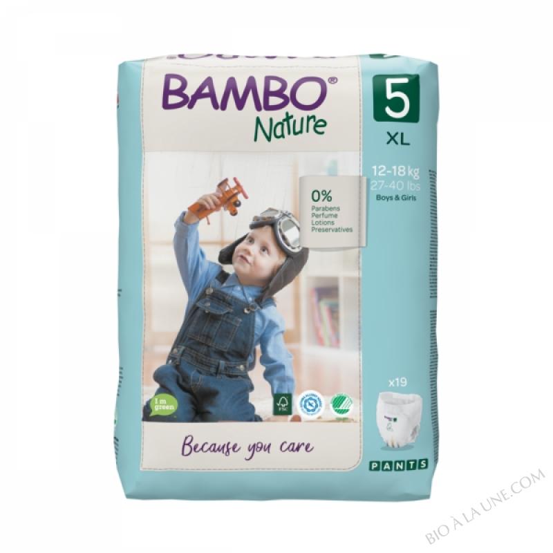 BAMBO culottes d'apprentissage