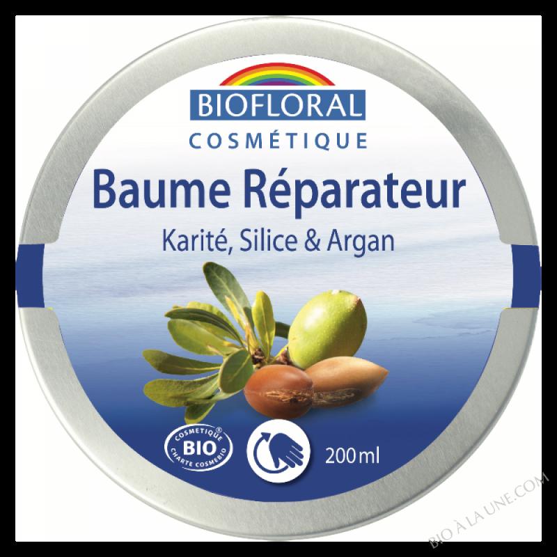 Baume réparateur Soins & Silice COSMEBIO
