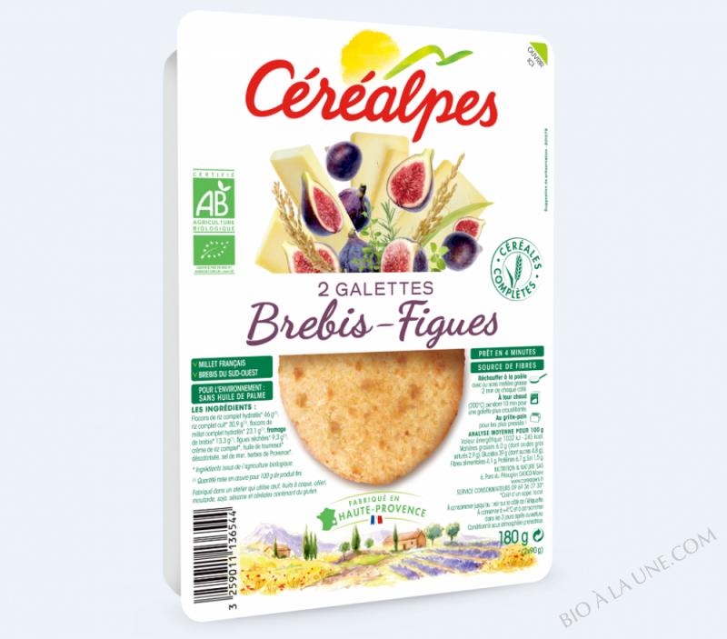 GALETTES BREBIS- FIGUES - 2 X 100 G