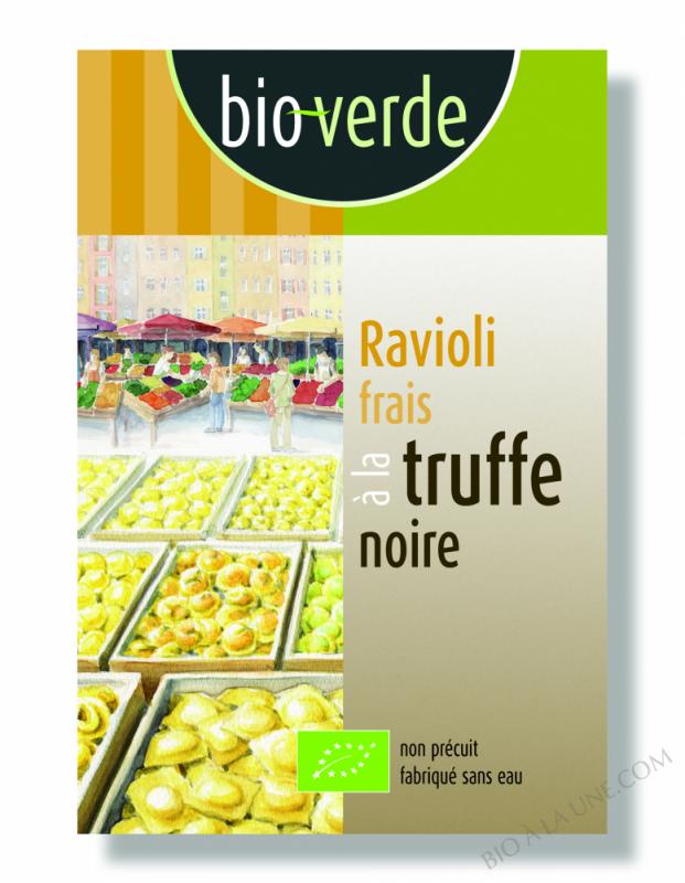 Raviolis Aux Truffes - 250 G