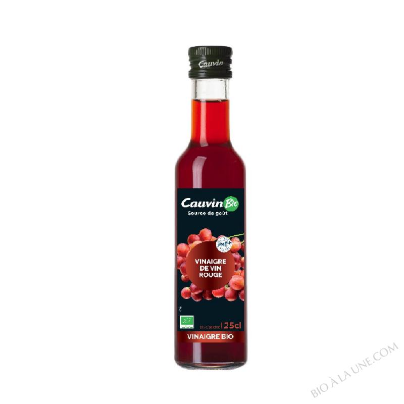 Vinaigre de Vin rouge Bio - 25 cl