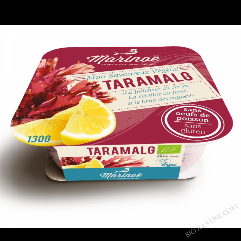Taramalg - le Tarama 100% végétal - Marinoë