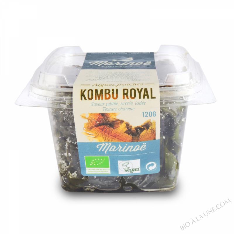 Kombu royal frais - Marinoë