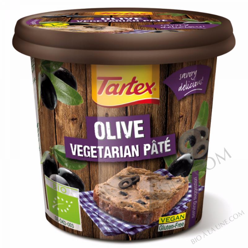 PATE VEGETAL OLIVE - 125G