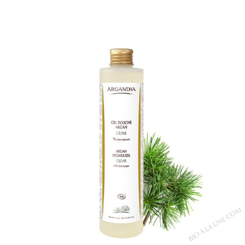 Gel Douche Argan Cèdre - 250 ml