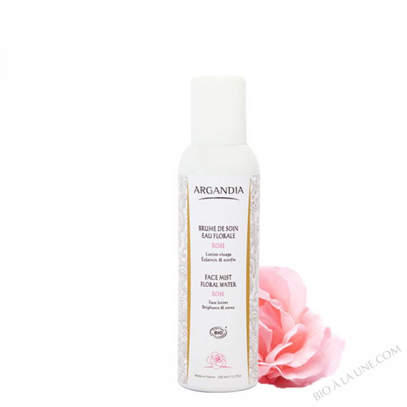 Eau Florale en Brumisateur Rose - 150 ml