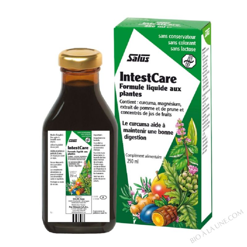 Tonique IntestCare 250 mL