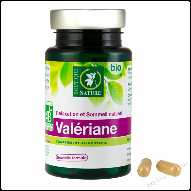 Valeriane BIO 60 gelules