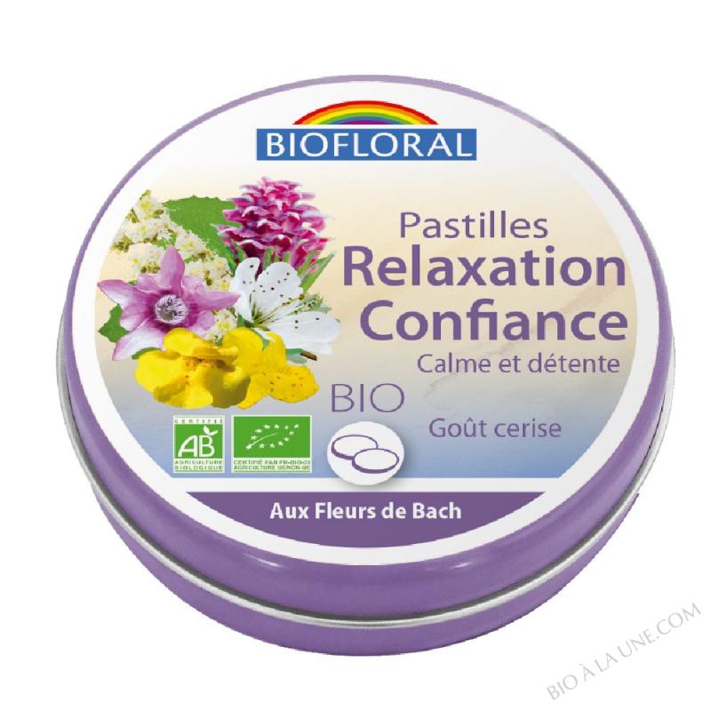 FDB Pastilles confiance relaxation BIO - 50 g