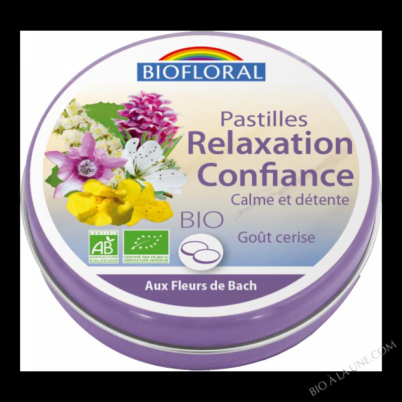 Fleurs de Bach Pastilles Relaxation, confiance - BIO