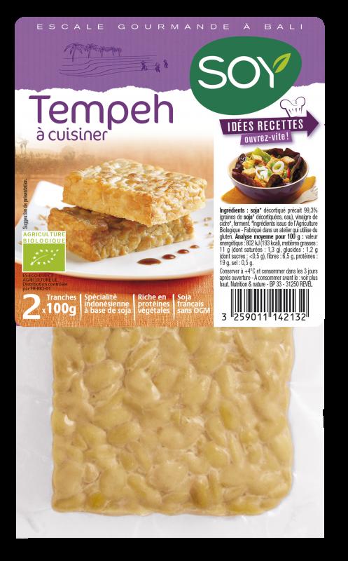 Tempeh - Soy