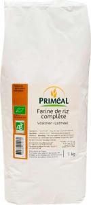 Farine de riz complète