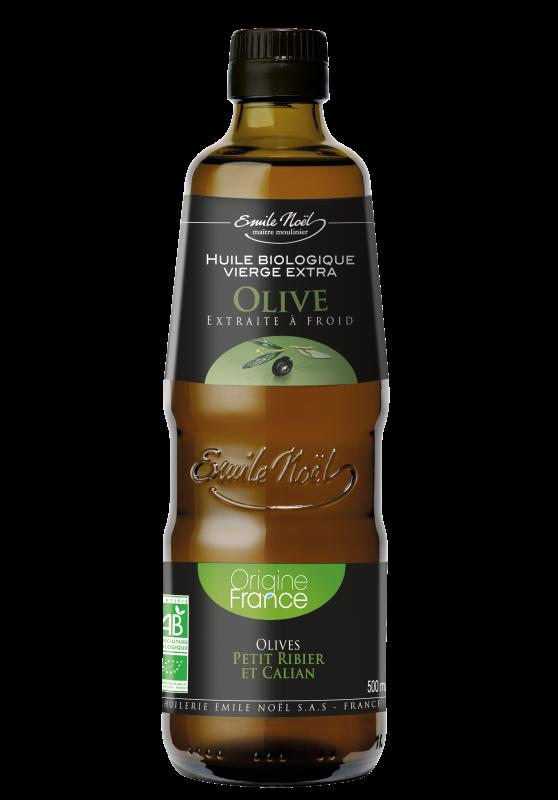 Huile d'olive origine France
