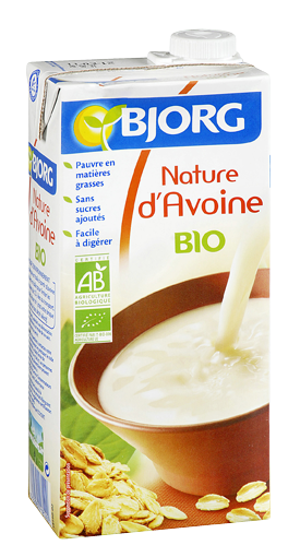 Nature d'Avoine bio Bjorg