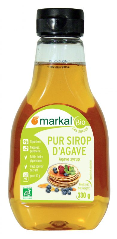 Sirop d'agave - Markal