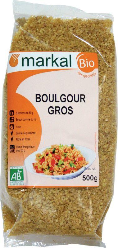 Boulgour gros - Markal
