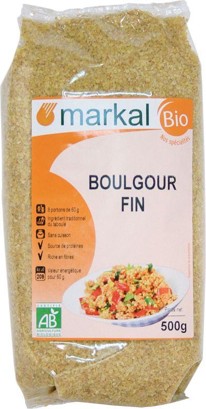 Boulgour fin - Markal