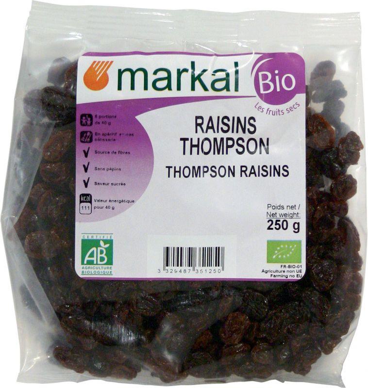Raisin Thompson - Markal
