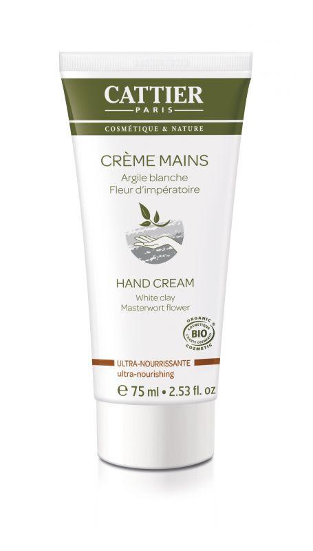 Crème Mains Ultra-nourrissante