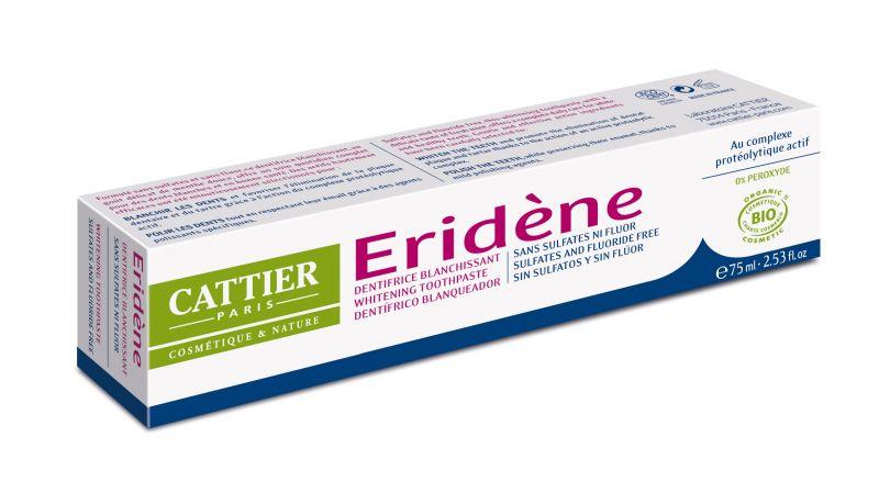 Eridène sans sulfates ni fluor