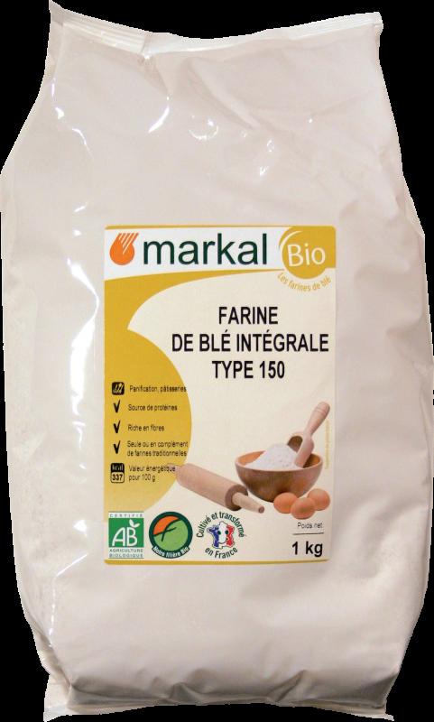 Farine de blé T 150 - Markal