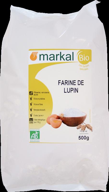 Farine de lupin - Markal