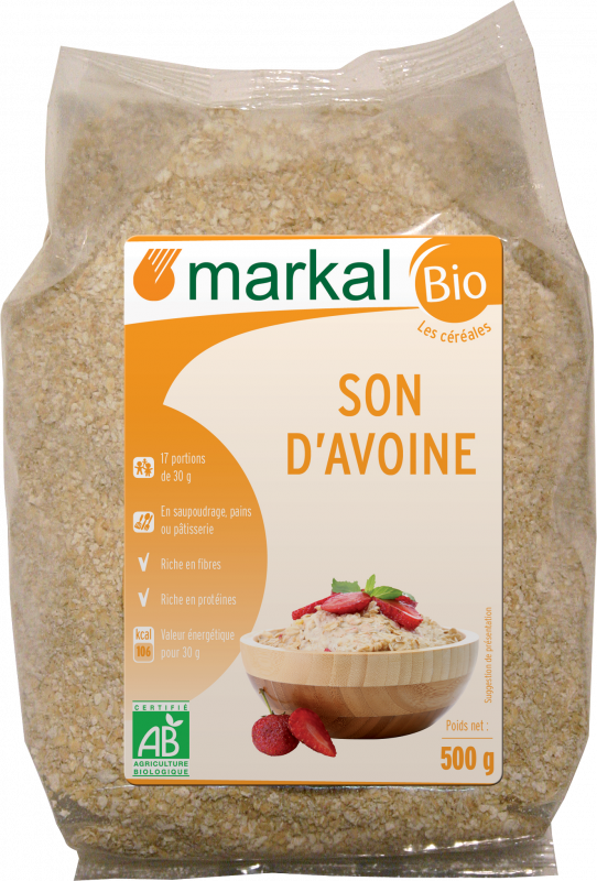 Son d'avoine - Markal