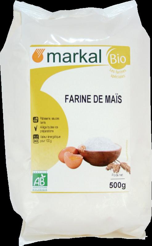 Farine de maïs - Markal