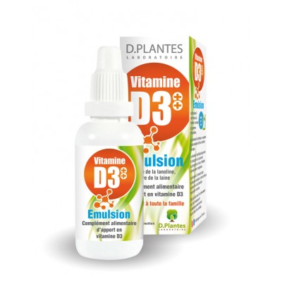 VITAMINE D3 ++ EMULSION