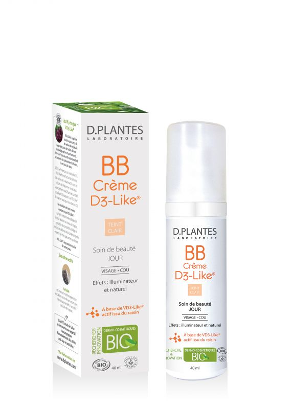 BB CREME BIO D3-LIKE TEINT CLAIR