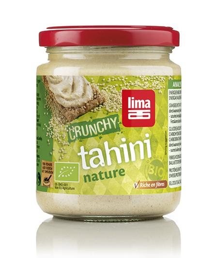 Crunchy tahini