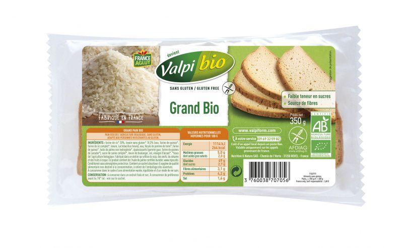 Grand Bio Sans Gluten