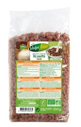 Riz Soufflé Cacao