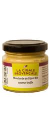 Moutarde de Dijon saveur truffe