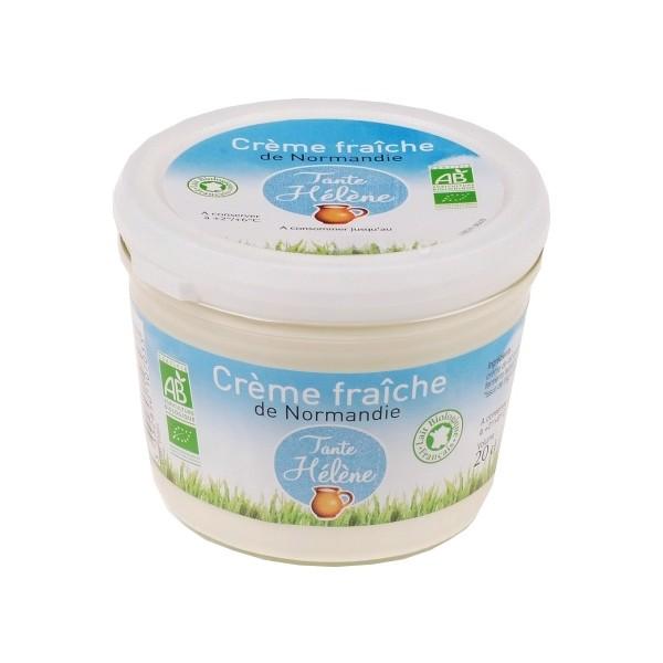 Crème fraîche de Normandie 20cl