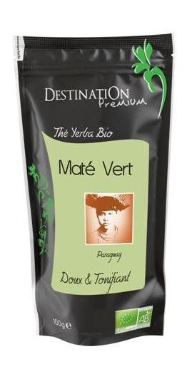 Maté Vert - Thé Yerba bio