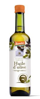 Huile d'olive DEMETER