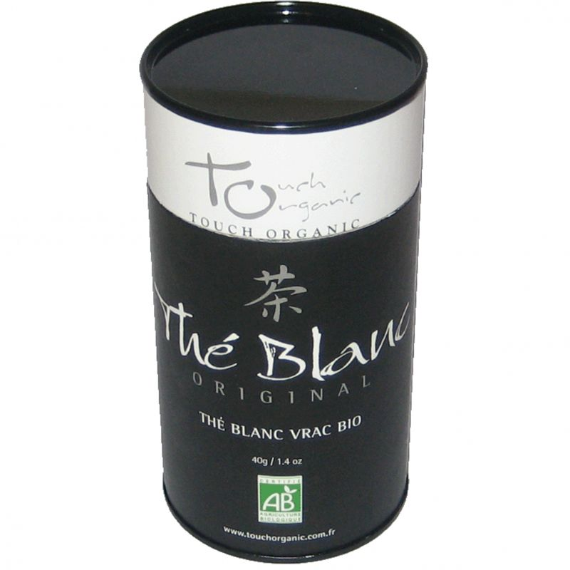 Thé blanc bio Bai Mu Dan