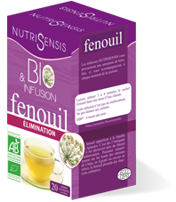 Infusion bio Fenouil