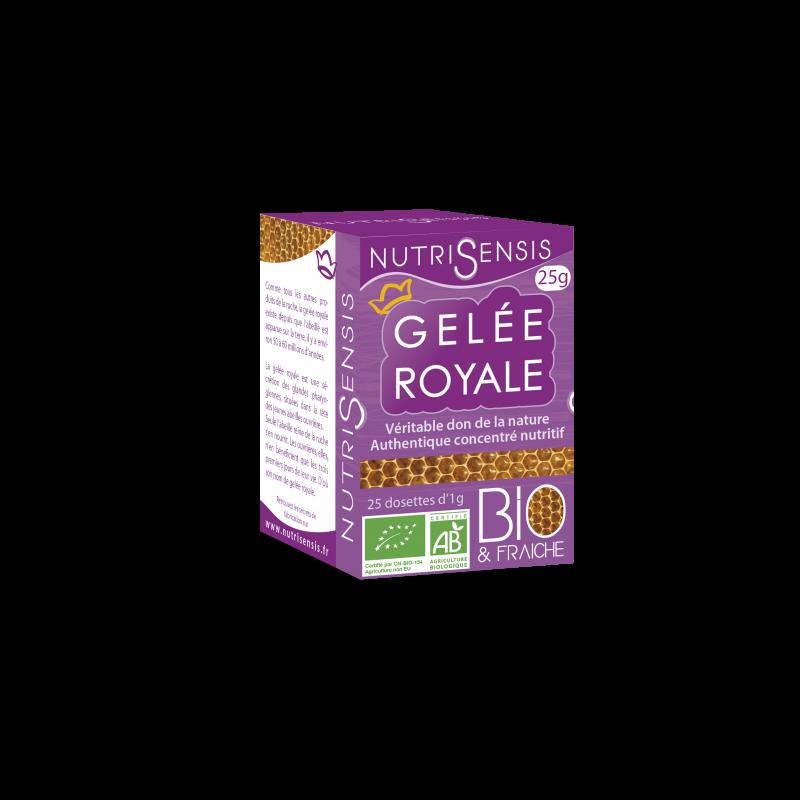Gelée Royale 25g BIO et FRAÎCHE
