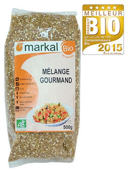 Mélange gourmand - MPB 2015