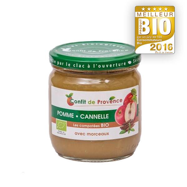 Compotée Pomme/Cannelle